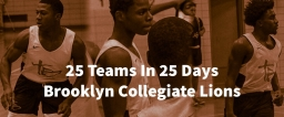 25 Teams In 25 Days: Brooklyn Collegiate Lions