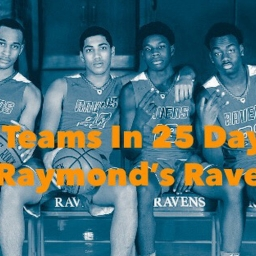 25 Teams In 25 Days: St. Raymond's Ravens