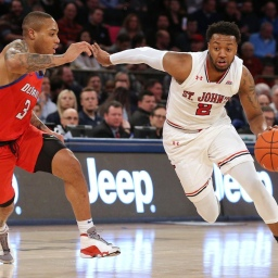 Big East Opening Night Recap: Johnnies Surge into Quarterfinals