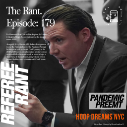 HDNYC and Referee Rant Presents: Pandemic Preempt W/ Stepinac's Pat Massaroni.